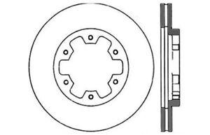 hCentric 121.42025 Disc Brake Rotor-C-Tek Standard Brake Rotors
