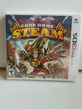 Code Name STEAM 3DS Nintendo Brand New Video Game