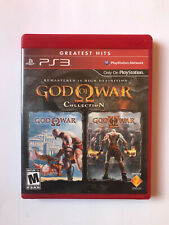 God of War Collection: God of War I & II *Remastered in HD* (Sony PlayStation 3)
