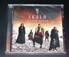 SKALD VIKINGS CHANT INKLUSIVE 5 BONUS TITEL  CD SCHNELLER VERSAND NEU & OVP