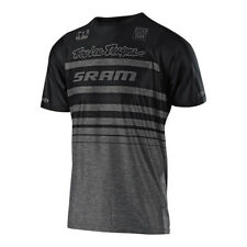 Troy Lee Designs Mountain Bike Jersey SKYLINE AIR S/S JERSEY; SRAM HTH GRAY MD