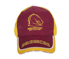 Caps Brisbane Broncos NRL & Rugby League Merchandise