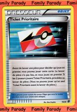Ticket Prioritaire HOLO 19/20 Coffre des Dragons Carte Pokemon neuve fr