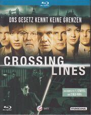 Crossing Lines 1. Staffel  Blurays NEU