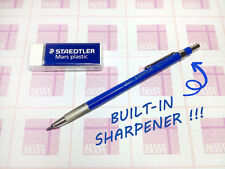 Staedtler Mars 780C 2.0mm Mechanical Clutch Pencil Lead Holder for Drawing-ALLEY