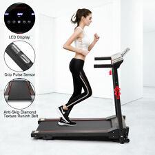 600W Folding Treadmill Electric Motorized Power Running Jogging Fitness Machine