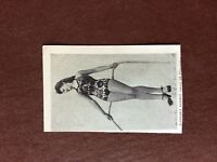 da2 ephemera 1946  body building picture barbara dobbin