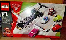 NEW SEALED Lego 8638 Disney/Pixar Cars 2 Spy Jet Escape