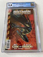 BATMAN SHADOW OF THE BAT #83 (Huntress 1st app as Batgirl) CGC 9.8 NM/MT DC 1999