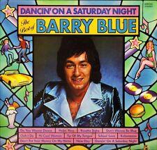 BARRY BLUE dancin' on a saturday night -the best of SHM 922 uk LP PS EX/EX