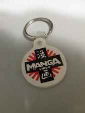 Vintage Manga Anime Promotional Promo Video Store Key Ring Japanimation