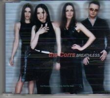 (CL917) The Corrs, Breathless - 2000 DJ CD