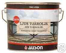 11,99 € / Liter     10 Liter Teeröl, natürlicher Holzschutz, aussen