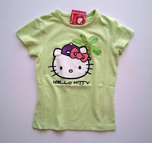 * * * HELLO  KITTY    T-SHIRT   GR. 116-164   NEU * * *