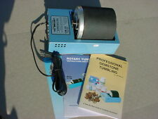 LORTONE 3A TUMBLER, FACTORY NEW WITH FREE SPARE BELT.  MADE HERE IN THE USA.