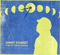 Danny Schmidt - Man of Many Moons [New CD]