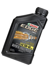 Castrol Engine Motor Oil Castrol Edge 5W-40 1-Quart Fully Synthetic 06249 NEW