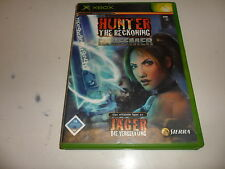 XBox  Hunter - The Reckoning (4)