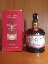 Rum El Dorado 12 YO Demerara Distillers Guyana 40% 70cl