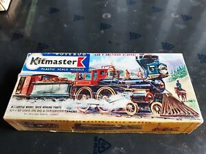 Kitmaster Early American General steam Train