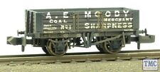 377-060 Graham Farish N Gauge 5 Plank Wagon Wooden Floor AE Moody TMC Weathered