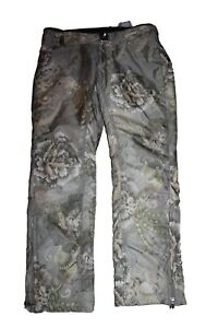 Bogner Nala Women's Ski Trousers With Belt Grey Braun Size 42 L New