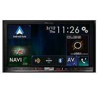 Pioneer AVIC-8200NEX Double 2 DIN DVD/CD Player GPS Bluetooth HD Radio CarPlay