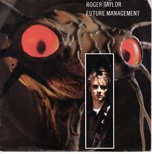 7inch ROGER TAYLOR future management HOLLAND 1981 EX / VG++ (S0615)