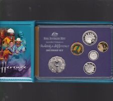 2003 Australia Proof Coin Set in Folder with outer Box & Certificate