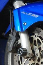 Honda CBR1100 XX Blackbird 1996 - 2007 R&G Racing Fork Protectors FP0134BK Black