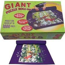 Giant Puzzle Roll-Up Tappetino Puzzle Jumbo Grande 3000 pezzi Divertimento Gioco una facile memorizzazione