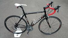 Eddy Merckx AMX-1, Black/Red/White, 52cm Road Racing Bike, TIAGRA/FSA