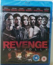 REVENGE FOR JOLLY (BLU-RAY, 2014) BRAND NEW AND SEALED