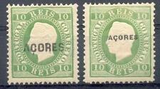 PORT AZOREN 1876 26bII,41x * gepr DRAHN 170€(A5128