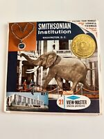 Gaf A792 Smithsonian Institution Washington DC view-master Reels Packet