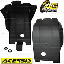 Acerbis Black Skid Plate Sump Guard For Suzuki RMZ 450 08-15 Motocross Enduro