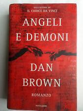 Angeli e demoni - Dan Brown - Mondadori - Prima edizione 2004 - S12