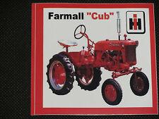 FARMALL CUB Bumper Sticker/Decal