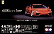 1/24 TAMIYA  Ferrari 360 Modena  RED  24298 -  -NEW