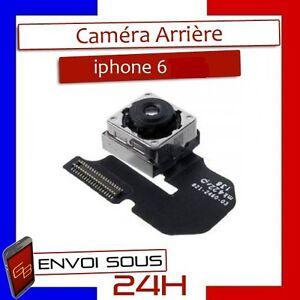 MODULE CAMERA APPAREIL PHOTO ARRIERE FLASH LED POUR IPHONE 6