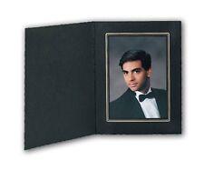 TAP Photo Folder Buckeye Black/Gold 7x5 (50 Pack) New