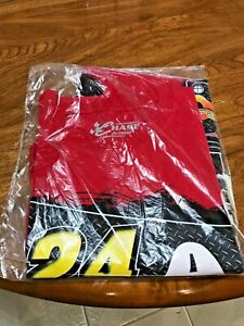 Jeff Gordon Chase Authentics 2015 #24 Axalta Chassis Tee FREE SHIP! Medium Only