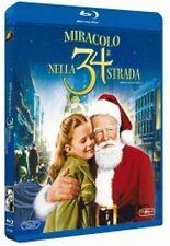 Blu Ray IL MIRACOLO NELLA 34 STRADA - (1947) ***Contenuti Speciali*** .....NUOVO