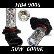 2 x 50W HB4 9006 American Cree LED Headlight, Fog lights