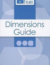 Classroom Assessment Scoring System (CLASS ) Dimensions Guide, Pre-K, Teachstone