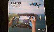 Parrot Bebop Quadcopter Drone with Sky Controller Bundle (Blue)