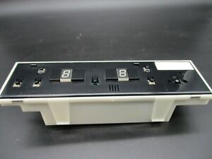 New Electrolux Refrigerator Electronic Control w/Housing Part# 242207704