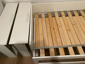 IKEA Tagesbett (BRIMNES) mit/ ohneMatratze