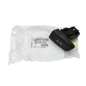 Knopf Schalter Bedienelement Klimaanlage Toyota Ayco_B1_ original PSA 6554KX