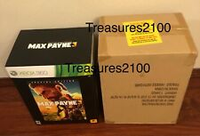 Max Payne 3: Special Collectors Edition Xbox 360 Brand New. Factory Sealed! MINT